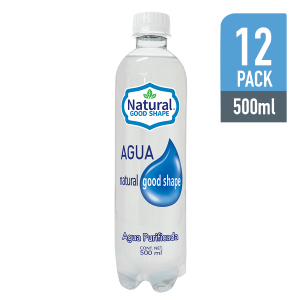 Agua Natural Good Shape 500ML