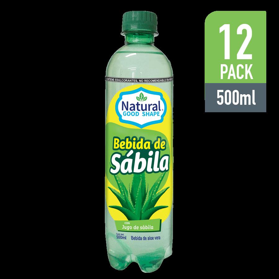 Bebida de Sábila 500ML