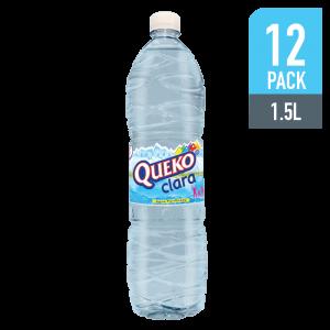 Agua Queko Clara 1500ML