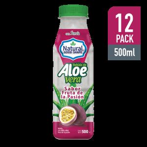 Bebida de Aloe con Maracuya 500ML