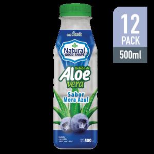 Bebida de Aloe con Mora Azul 500ML