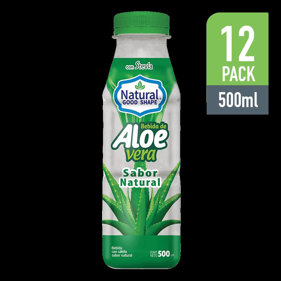 Bebida de Aloe 500ML