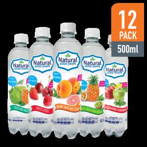 Bebidas con Combinación de Sabores 500ML