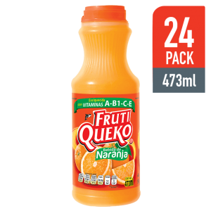 FrutiQueko Naranja 473ML
